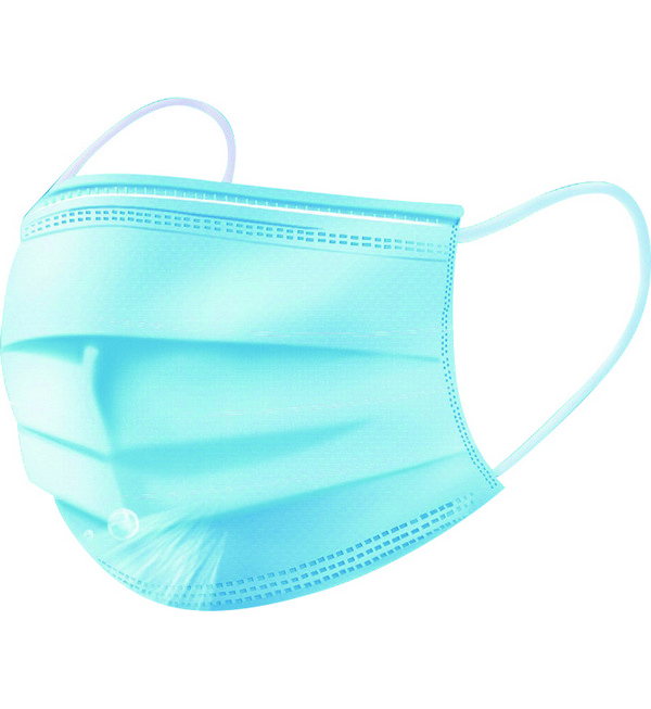 Haika® MX IIR 3-Ply Non-Sterile Surgical Face Mask, CE Certified Class 1 Medical Device, ≥98% (EN 14683:2019)
