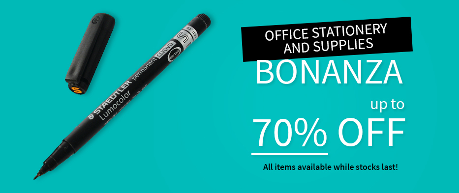 Office Stationery and Supplies Bonanza