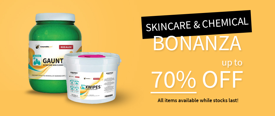 Skincare & Chemical Bonanza