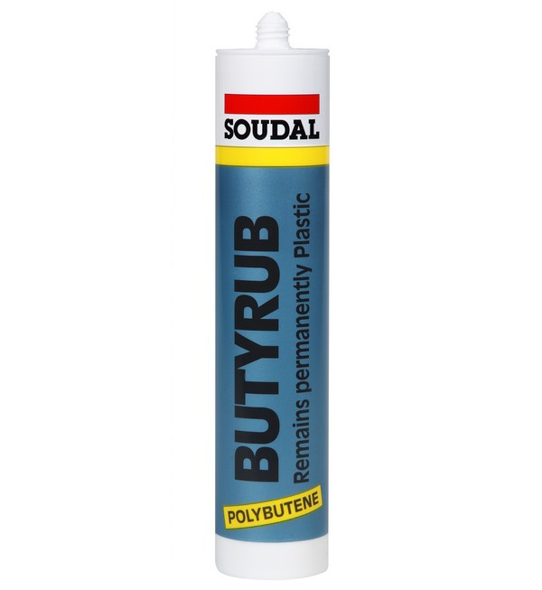 Soudal® Butyrub Sealant, 310ml