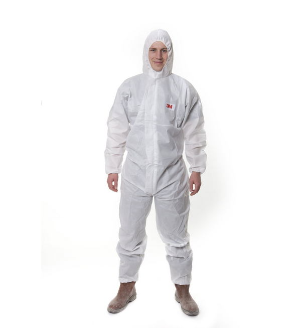 3M™ 4515 Protective Coverall, White