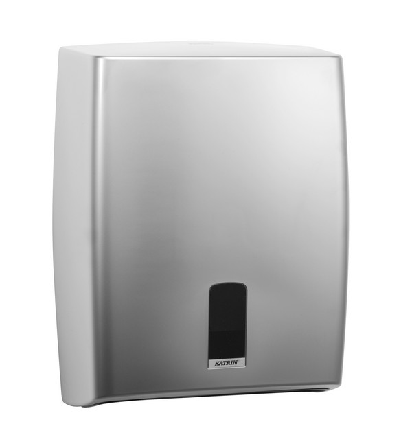 Hand Towel Dispenser B Q: Katrin® 953166 Hand Towel M Dispenser